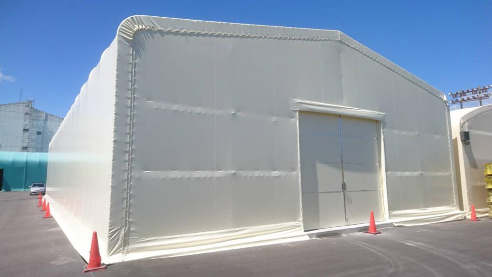 テント倉庫のことなら ハシマシート工業にお任せください!